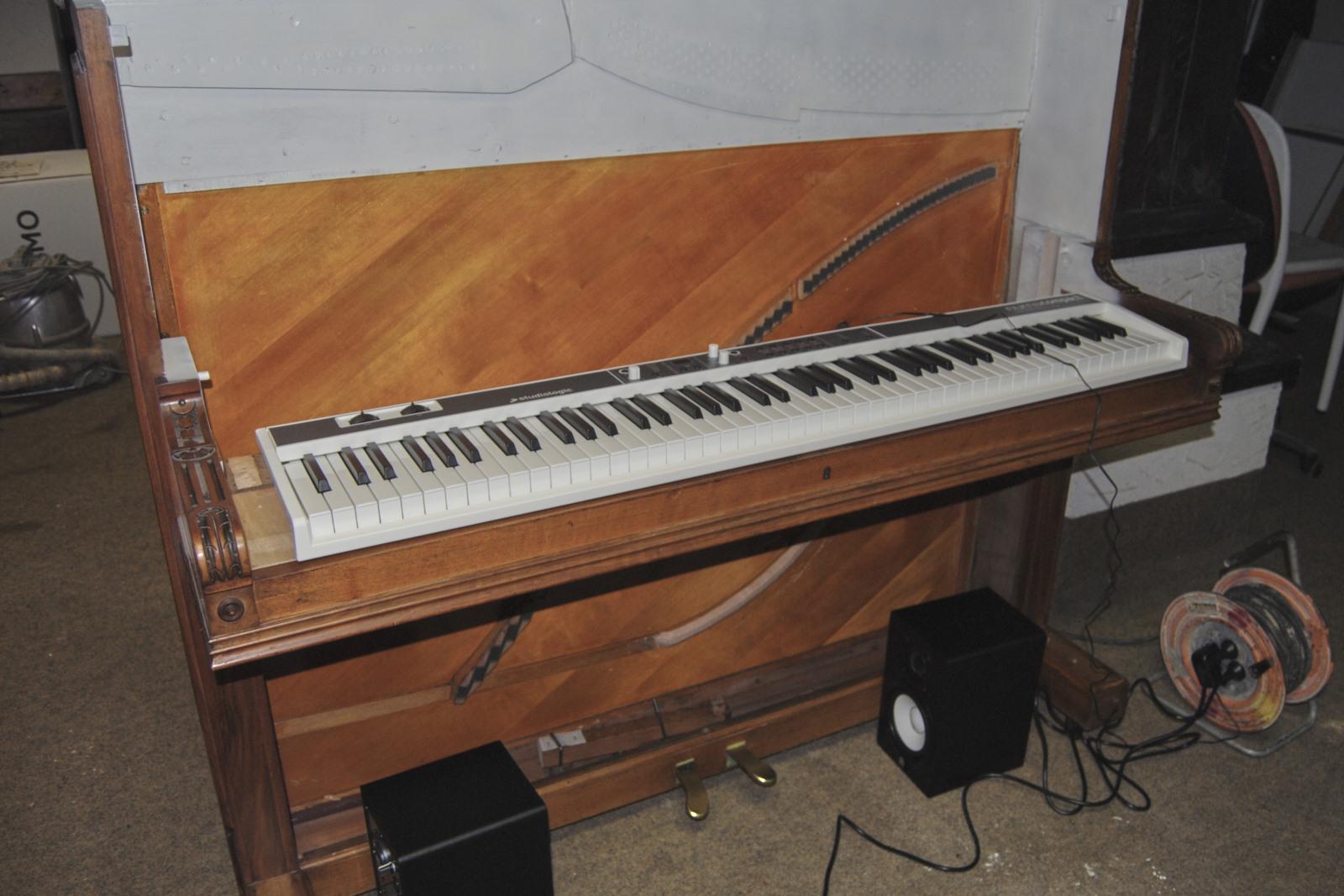 Die Entstehung eines BOSCO-Klaviers